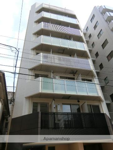 東京都台東区、鶯谷駅徒歩15分の新築 8階建の賃貸マンション