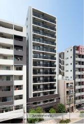 東京都台東区、三ノ輪駅徒歩7分の新築 13階建の賃貸マンション