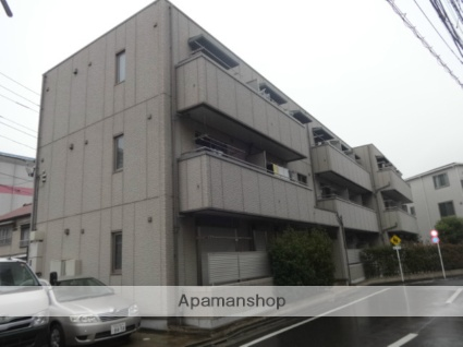 東京都墨田区、曳舟駅徒歩8分の築12年 3階建の賃貸マンション