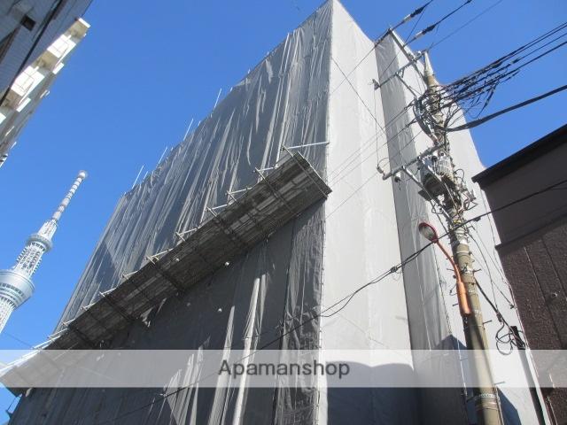東京都墨田区、錦糸町駅徒歩12分の新築 9階建の賃貸マンション