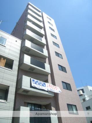 東京都台東区、三ノ輪駅徒歩9分の築6年 10階建の賃貸マンション
