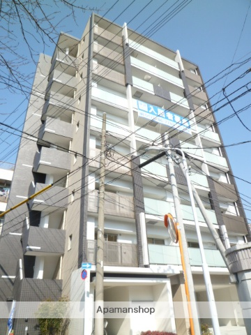東京都台東区、浅草駅徒歩14分の築6年 9階建の賃貸マンション