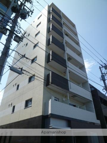 東京都墨田区、曳舟駅徒歩13分の築5年 8階建の賃貸マンション