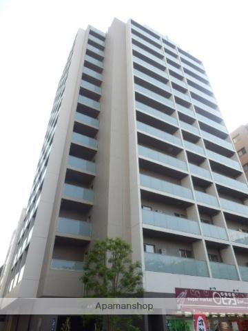 東京都台東区、蔵前駅徒歩7分の築5年 14階建の賃貸マンション