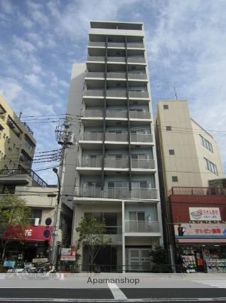 東京都墨田区、錦糸町駅徒歩13分の築8年 11階建の賃貸マンション