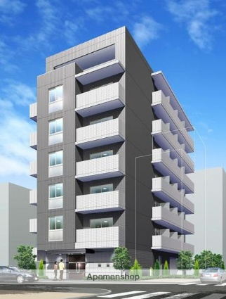 東京都墨田区、とうきょうスカイツリー駅徒歩9分の築3年 7階建の賃貸マンション