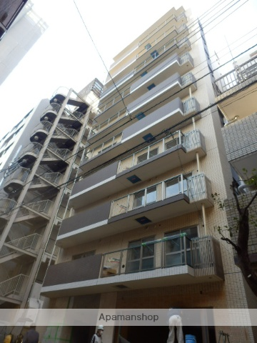 東京都台東区、上野駅徒歩10分の築3年 10階建の賃貸マンション