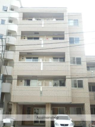 東京都荒川区、三ノ輪橋駅徒歩8分の築2年 5階建の賃貸マンション