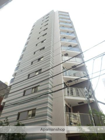 東京都台東区、上野駅徒歩3分の築2年 13階建の賃貸マンション