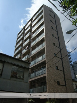 東京都台東区、田原町駅徒歩8分の築25年 10階建の賃貸マンション