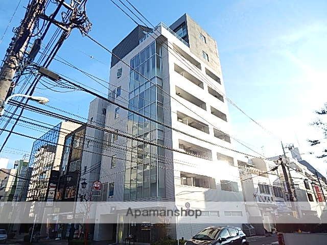 東京都立川市、立川駅徒歩6分の築8年 9階建の賃貸マンション