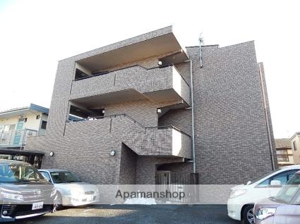 東京都国立市、谷保駅徒歩15分の築17年 3階建の賃貸マンション