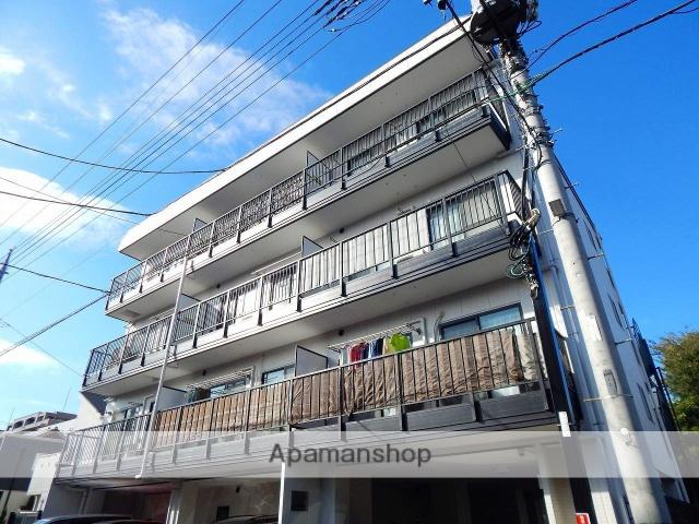 東京都国立市、谷保駅徒歩15分の築17年 4階建の賃貸マンション