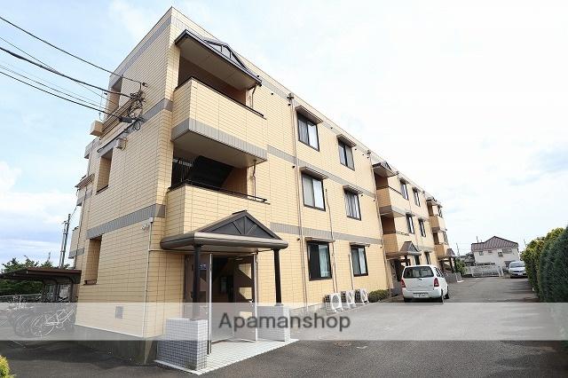 東京都立川市、拝島駅徒歩26分の築23年 3階建の賃貸アパート