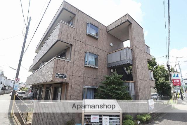 東京都昭島市、西立川駅徒歩20分の築16年 3階建の賃貸マンション