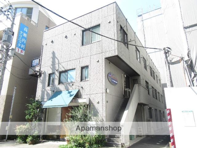 東京都日野市、日野駅徒歩2分の築15年 3階建の賃貸マンション