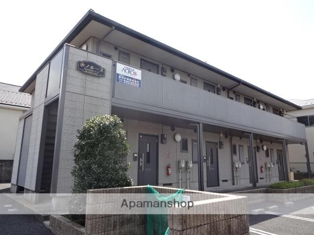 東京都東大和市、東大和市駅徒歩23分の築12年 2階建の賃貸アパート