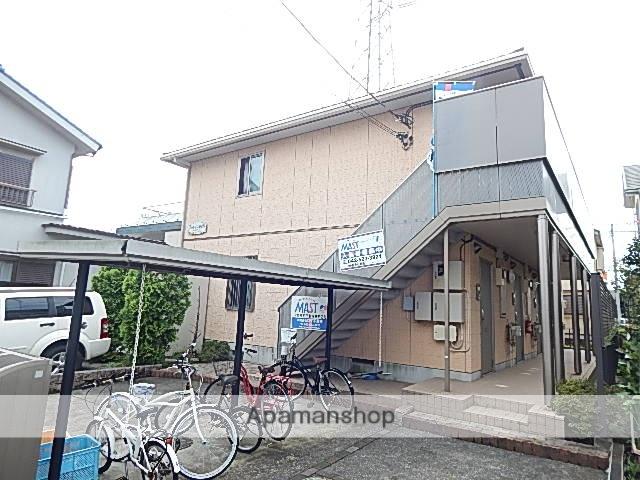 東京都立川市、立川駅徒歩25分の築12年 2階建の賃貸アパート