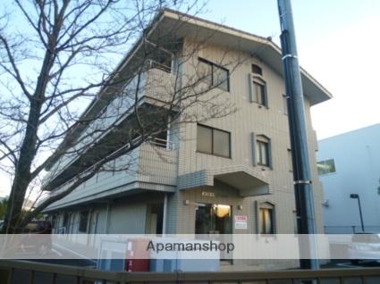 東京都国立市、谷保駅徒歩28分の築28年 3階建の賃貸マンション