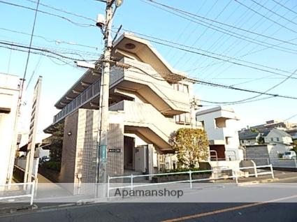 東京都日野市、日野駅徒歩29分の築20年 3階建の賃貸マンション