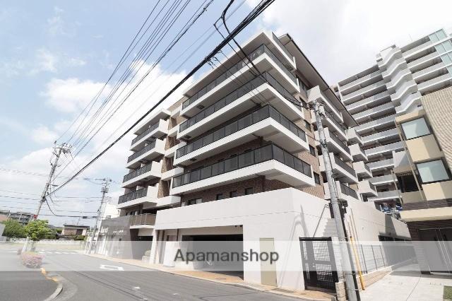 東京都日野市、日野駅徒歩2分の築13年 7階建の賃貸マンション
