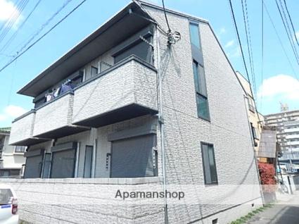 東京都昭島市、中神駅徒歩22分の築19年 2階建の賃貸アパート
