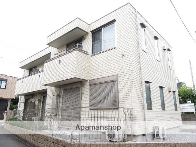 東京都日野市、日野駅徒歩10分の築6年 2階建の賃貸マンション