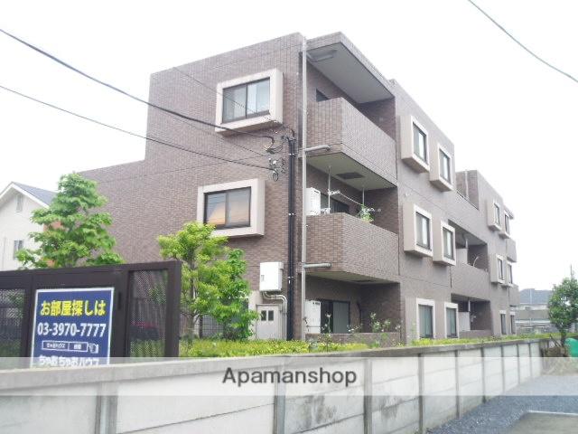 東京都昭島市、昭島駅徒歩20分の築15年 3階建の賃貸マンション
