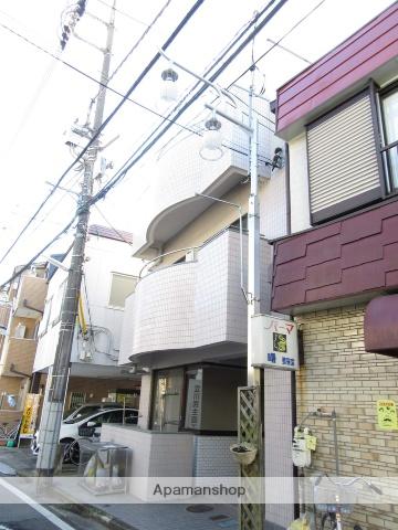 東京都立川市、立川駅徒歩9分の築28年 3階建の賃貸マンション