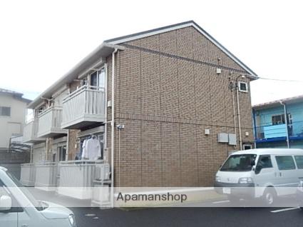 東京都立川市、玉川上水駅徒歩12分の築10年 2階建の賃貸アパート