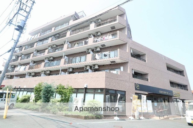 東京都日野市、豊田駅徒歩3分の築20年 7階建の賃貸マンション