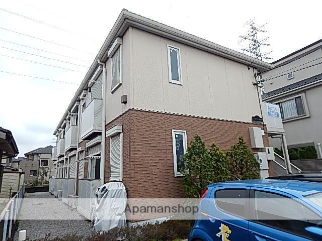 東京都日野市、豊田駅徒歩11分の築10年 2階建の賃貸アパート