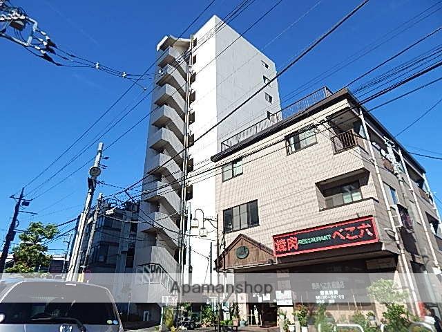 東京都昭島市、中神駅徒歩17分の築11年 11階建の賃貸マンション