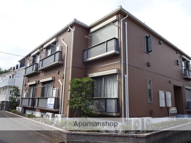 東京都日野市、日野駅徒歩4分の築7年 2階建の賃貸アパート