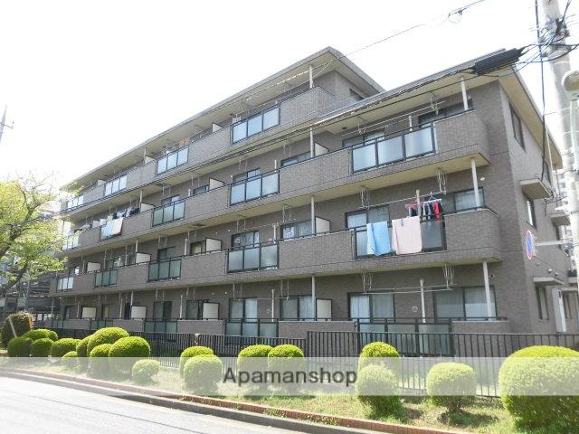 東京都昭島市、東中神駅徒歩26分の築20年 4階建の賃貸マンション