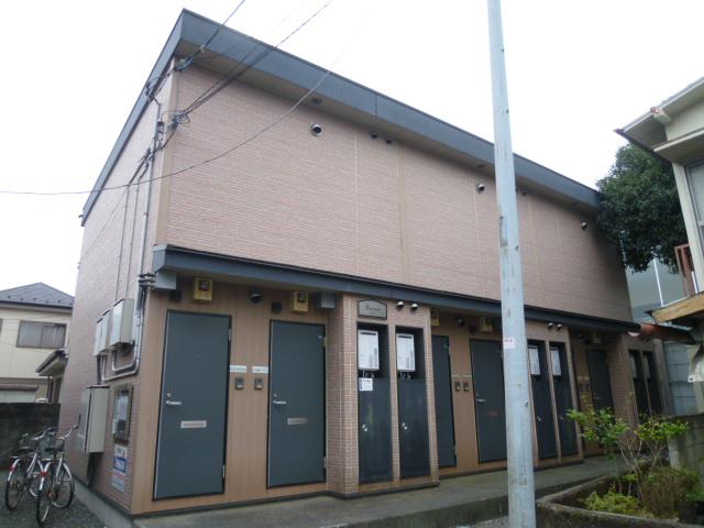 東京都日野市、日野駅徒歩18分の築11年 2階建の賃貸アパート