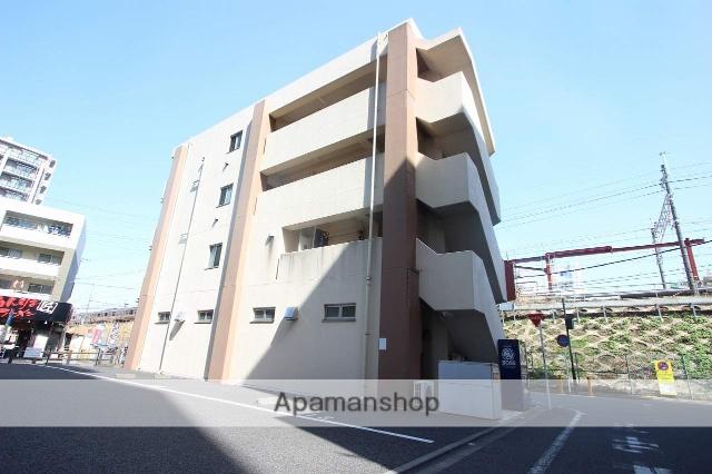 東京都日野市、日野駅徒歩1分の築9年 4階建の賃貸マンション