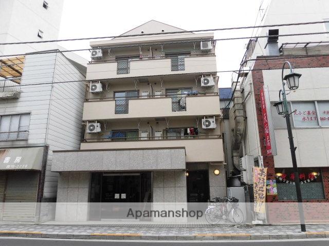 東京都国立市、谷保駅徒歩26分の築22年 4階建の賃貸マンション