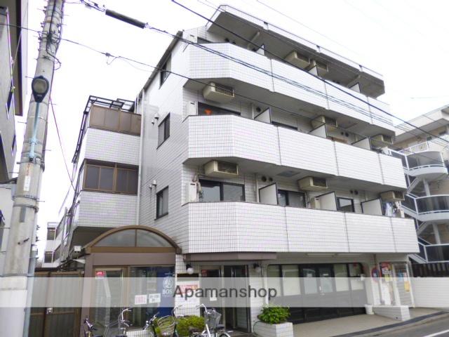 東京都立川市、西国立駅徒歩16分の築25年 4階建の賃貸マンション