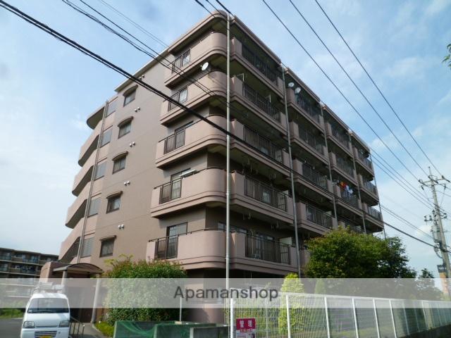 東京都立川市、武蔵砂川駅徒歩5分の築17年 6階建の賃貸マンション