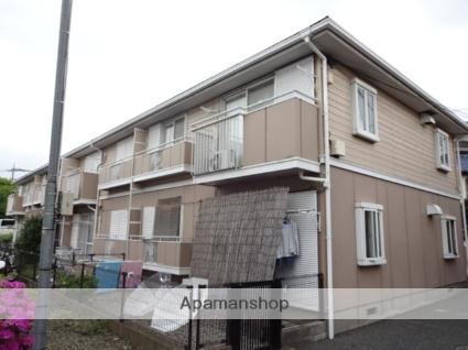 東京都昭島市、昭島駅徒歩18分の築27年 2階建の賃貸アパート