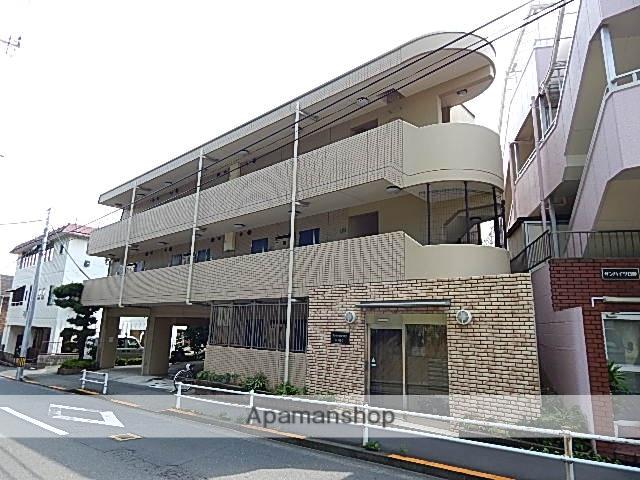 東京都日野市、日野駅徒歩8分の築11年 3階建の賃貸マンション