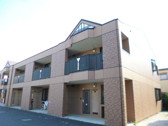 東京都武蔵村山市、昭島駅徒歩51分の築10年 2階建の賃貸アパート