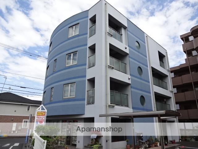東京都立川市、玉川上水駅徒歩28分の築7年 4階建の賃貸マンション