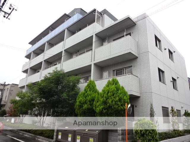 東京都立川市、西国立駅徒歩10分の築8年 5階建の賃貸マンション