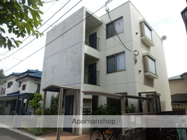 東京都立川市、立川駅徒歩14分の築8年 3階建の賃貸マンション