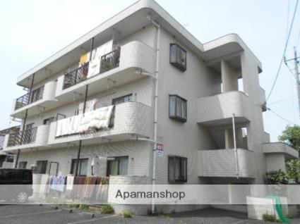 東京都昭島市、西立川駅徒歩21分の築26年 3階建の賃貸マンション