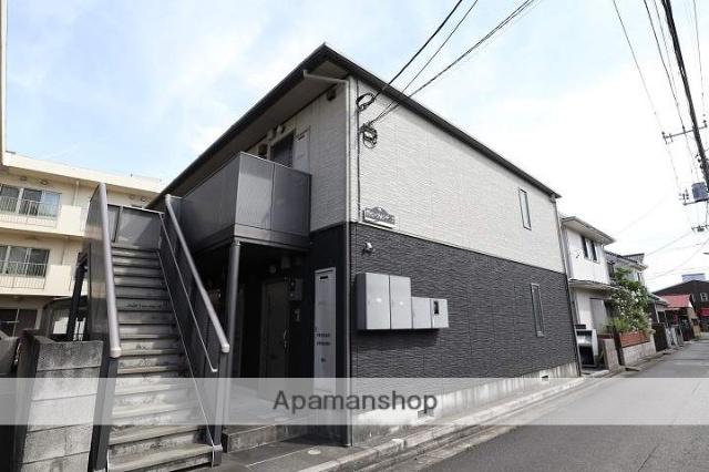 東京都昭島市、東中神駅徒歩28分の築8年 2階建の賃貸アパート