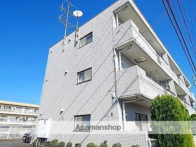 東京都東大和市、東大和市駅徒歩17分の築12年 3階建の賃貸マンション