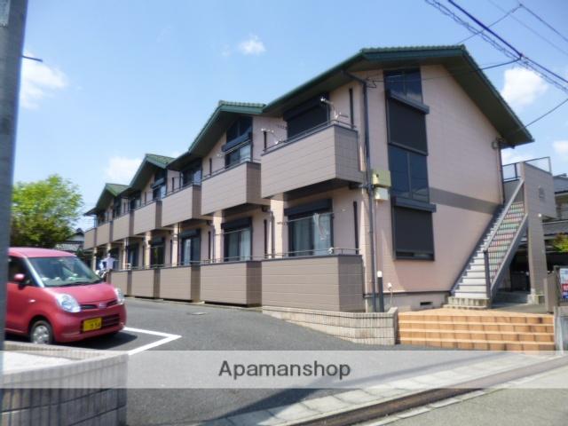 東京都日野市、高幡不動駅徒歩16分の築15年 2階建の賃貸アパート
